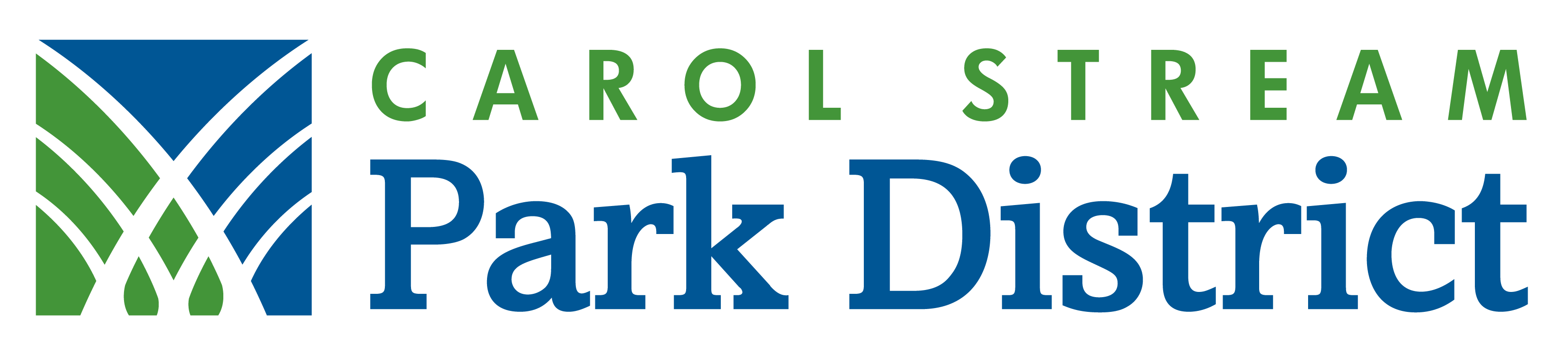 Carol Stream Park District logo