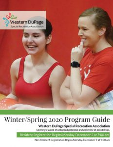 Winter Spring 2020 Brochure