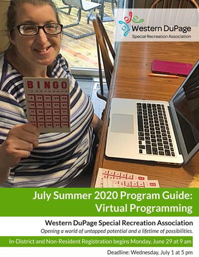 July Summer Virtual Brochure