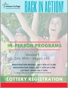 In-Person Program Brochure--July 2020 Session 1