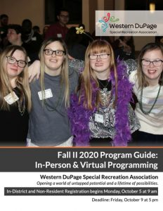 Fall 2020 Session 2 cover