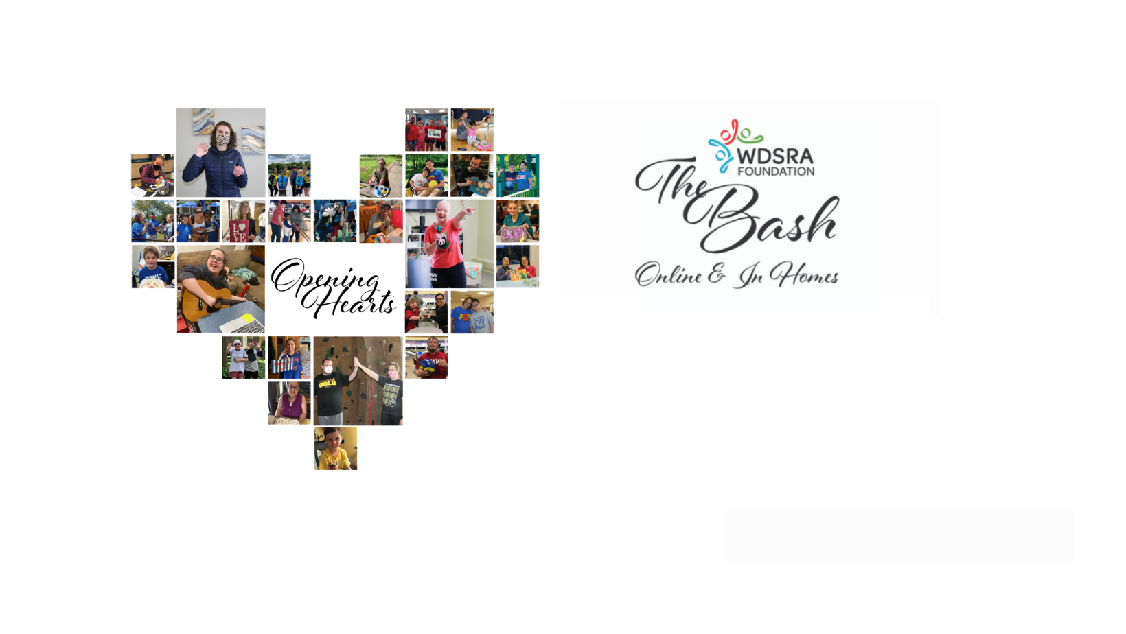 The 2021 Bash Appeal and Virtual Event